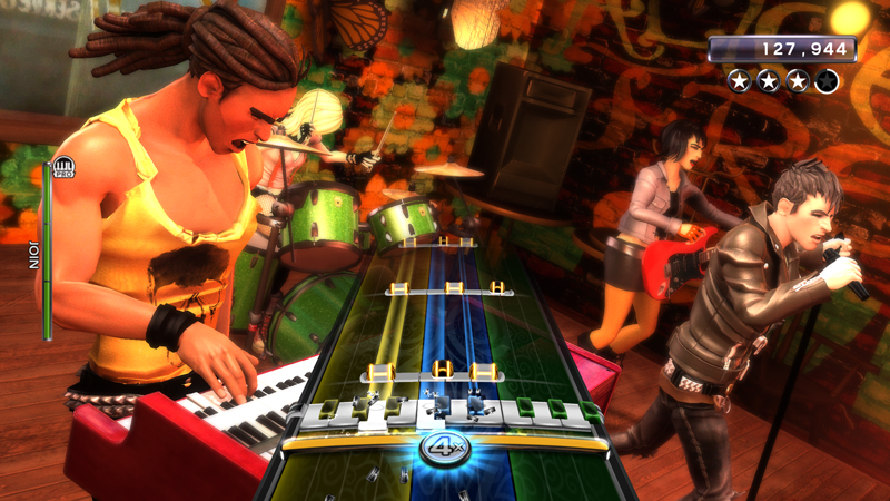 Reseña: Rock Band 3 (5/6)
