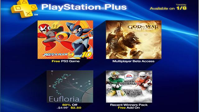 Actualización de la PlayStation Store (08/01/13)
